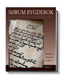 Sørum bygdebok, bind 4: Vesterskaun, sørøstre del av Frogner