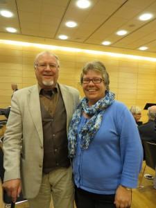 Hyggelig møte med Torbjørn Greipsland